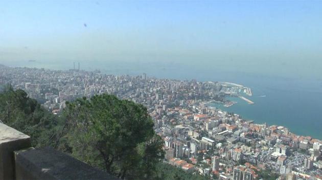 Beyrut'un kaybolan tarihi dokusu