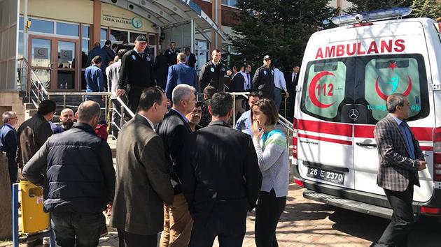 Osmangazi Üniversitesi'nde idareye silahlı saldırı: 4 ölü