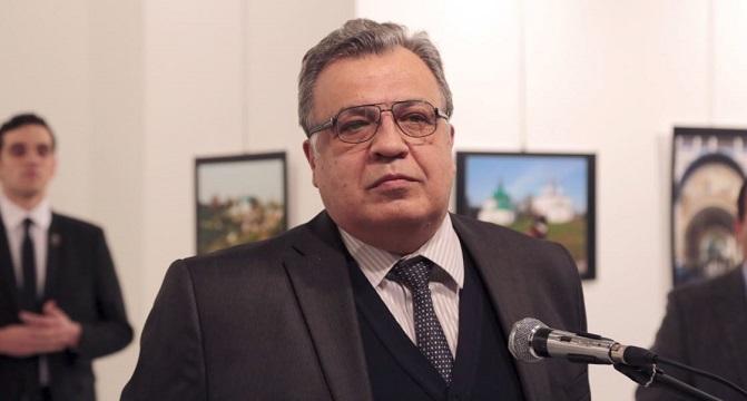 Karlov'a suikast yapan saldırganın örgüt içindeki 'abisi' gözaltında