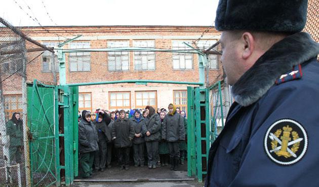 Rusya cezaevlerinde yabancı tutuklu sayısı açıklandı