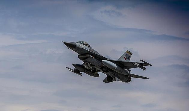 Kuzey Irak'taki hava harekatında 14 terörist imha edildi