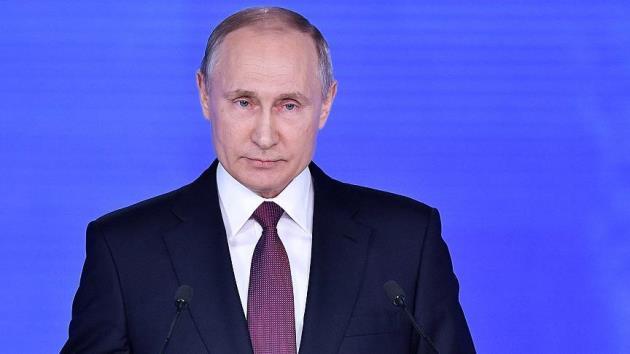 Putin'den iç güvenlikte değişiklik kararı
