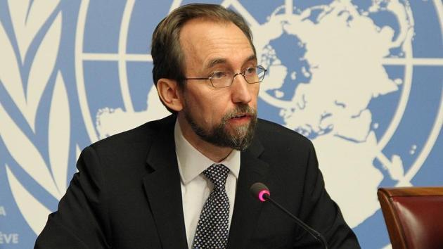 BM İnsan Hakları Yüksek Komiserinden Duma tepkisi