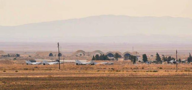 Suriye havaalanı saldırısını İsrail'in yaptığı iddiası