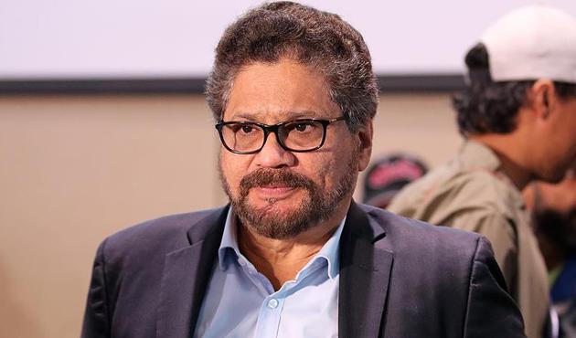 FARC'a göre Santrich'in tutuklanması ABD'nin planı