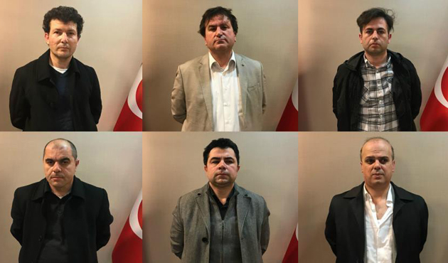 FETÖ'ye yönelik Balkan yapılanması soruşturmasında 6 tutuklama