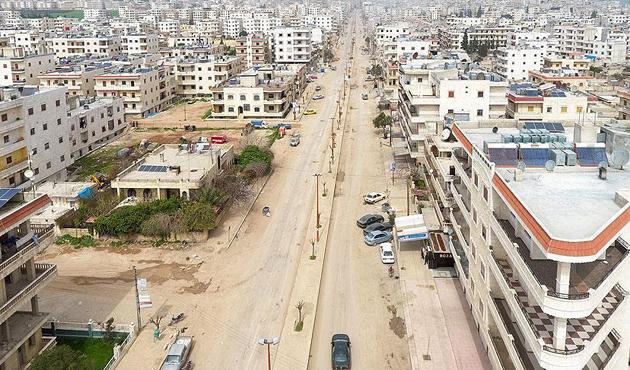 Suriyeli muhalif Kürtlerden Afrin'deki geçici meclise destek