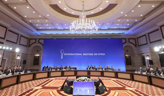 İran'dan 'Astana görüşmeleri sürmeli' mesajı