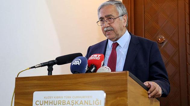Akıncı: Kıbrıs Konferansı'nda tarihi bir fırsat kaçırılmıştır