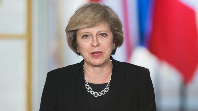 May'in parlamentodan izin almama gerekçesi gizlilik