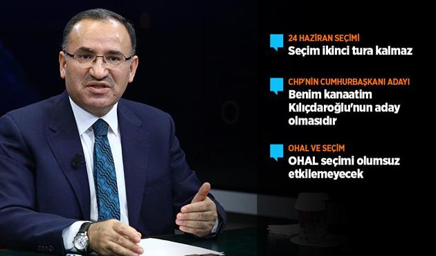Hükümetten Kemal Kılıçdaroğlu'na adaylık çağrısı
