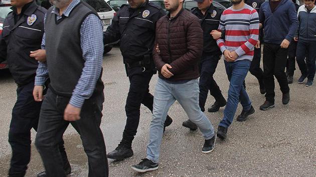 İstanbul merkezli 6 ildeki FETÖ operasyonunda 33 gözaltı