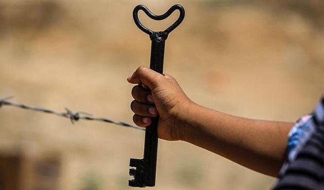İsrail'deki Filistinlilerden 'Nekbe' gösterisi