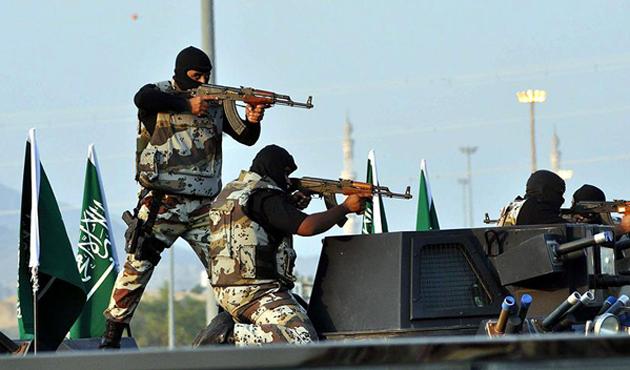S. Arabistan'da 'ülke güvenliğini hedef alan' 7 kişi yakalandı