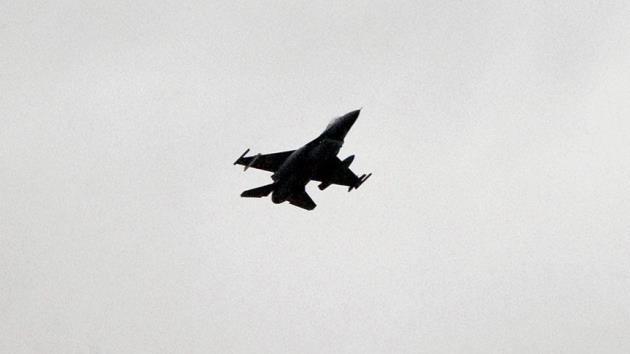 Irak'tan Suriye'ye hava saldırısı