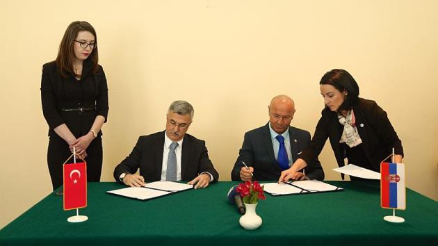 Sırbistan, rekabet hukukunda Türkiye'den yardım alacak