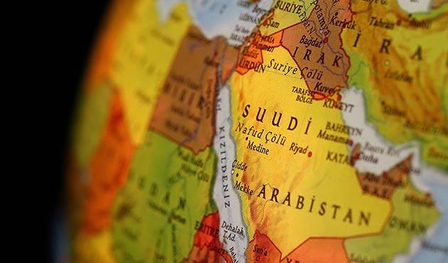 Suudi Arabistan Kraliye Sarayı'nda 'drone' paniği