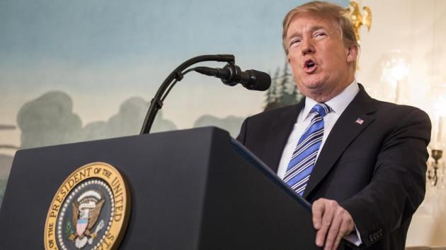 'Trump Nobel Barış Ödülü'ne aday olabilir'