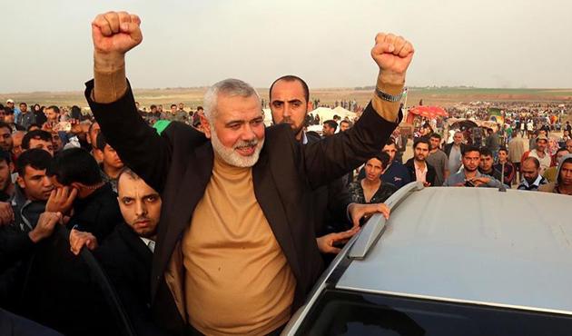 'Büyük Dönüş Yürüyüşü Batı Şeria ve Filistin dışına taşınacak'
