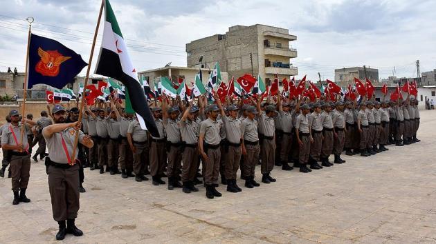 Türkiye'nin eğittiği 200 polis mezun oldu