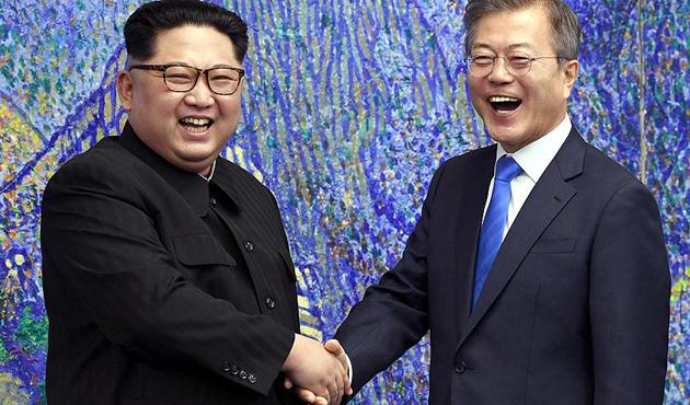 Kore'deki zirveden tarihi karar çıktı: 68 yıllık savaş sona eriyor