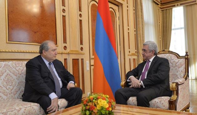 Ermenistan'da siyasi çözüm arayışları