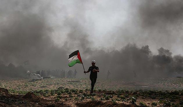 Hamas: Gazze'deki gerginliğin sorumlusu İsrail
