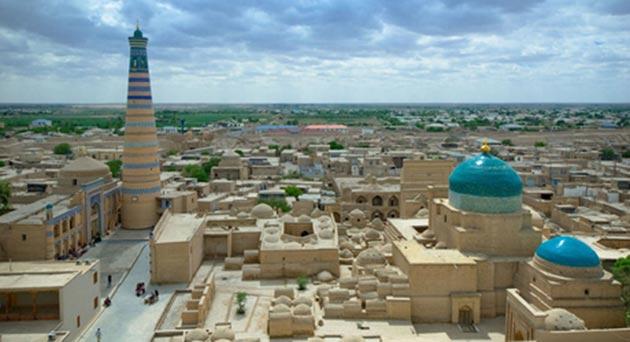 İpek Yolu'nun kalbi: Özbekistan | GRAFİK