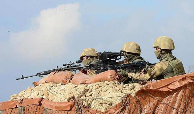 PKK'nın sözde 'Doğu Merkez Gücü Sorumlusu' öldürüldü