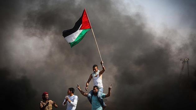 STK'lardan Filistin sınırına yürüme çağrısı