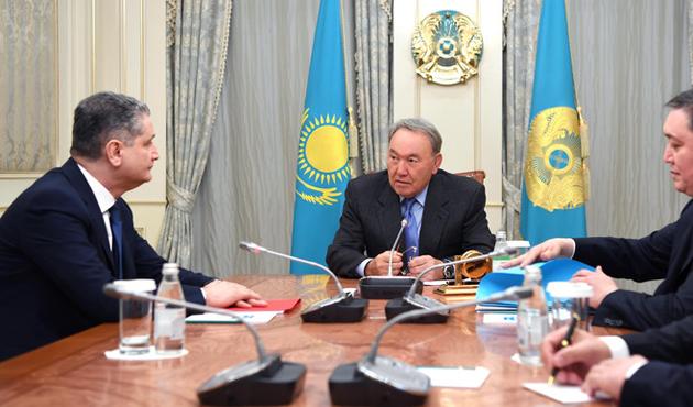Nazarbayev'den Avrasya Ekonomik Birliği'ne övgü
