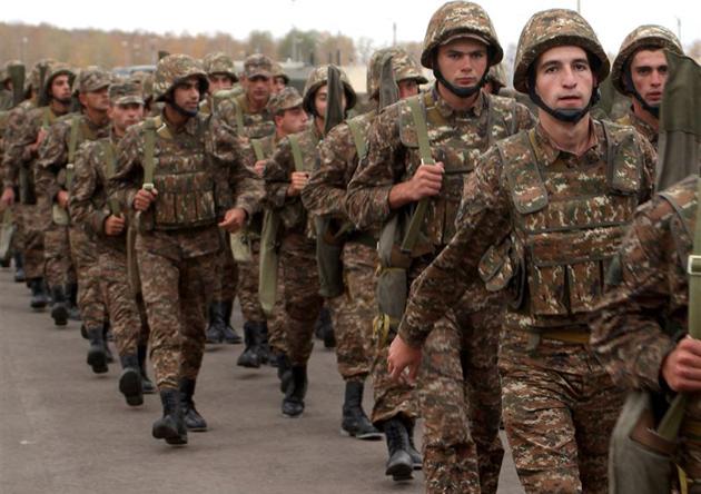 Ermeni ordusu Erivan'a yürüyor iddiası