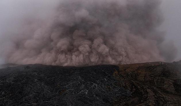 Hawaii'de yanardağ alarmı! Binlerce insan tahliye edildi