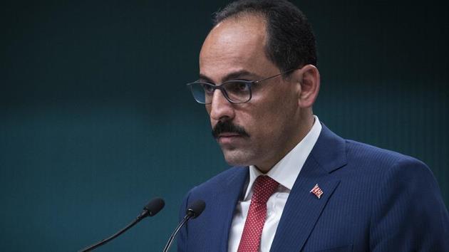 Cumhurbaşkanı Sözcüsü Kalın'dan 'çözüm süreci' açıklaması