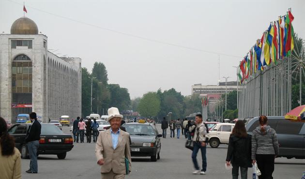 Bişkek, Şanghay İşbirliği Örgütü Toplantısına hazırlanıyor