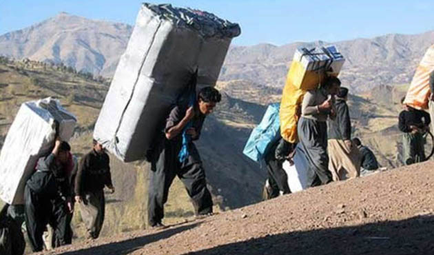 İran'da sınır ticareti sorunu