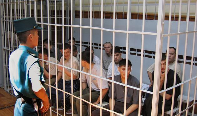 Özbekistan'da 4 sanık serbest bırakıldı