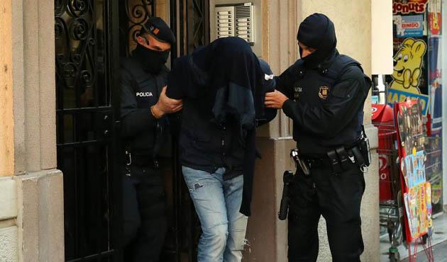 Fas ve İspanya'da DEAŞ üyelerine operasyon