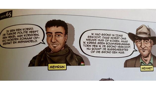Hollanda'da Türkiye karşıtı ders kitaplarına tepki