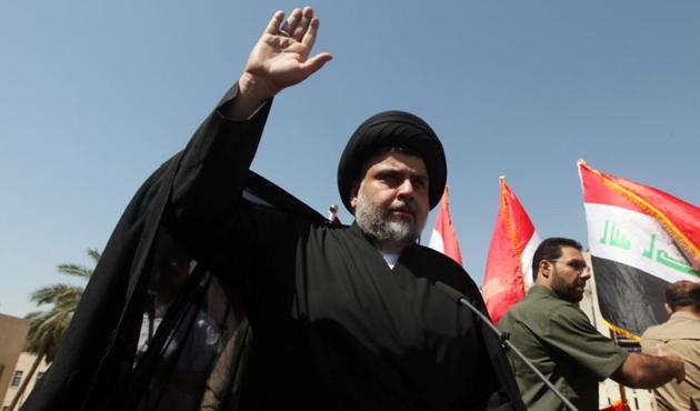 Irak'ta Şii lider Sadr başbakan adayını açıkladı