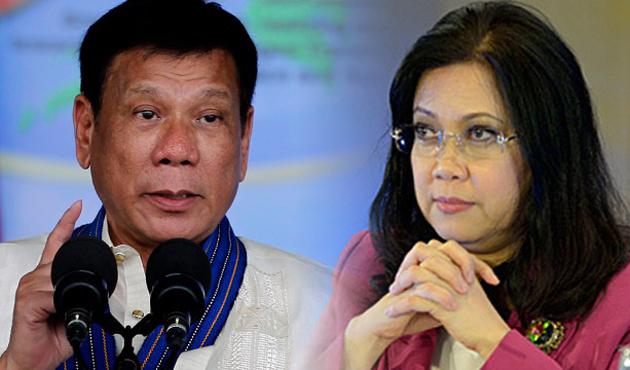 Duterte'nin 'Düşmanımsın' dediği AYM Başkanı gitti