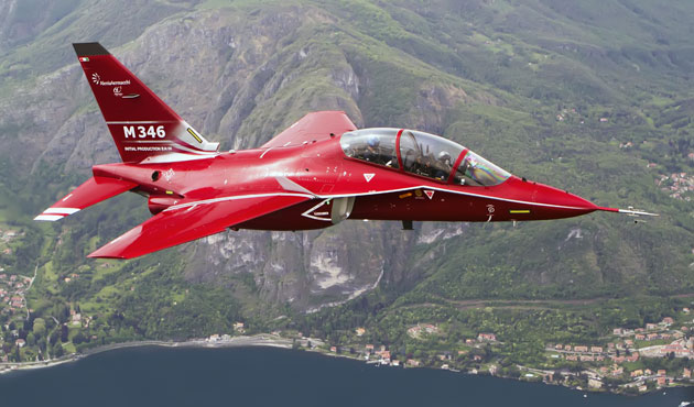Türkmenistan İtalyan askeri uçaklarını satın aldı