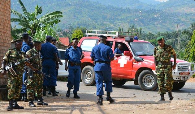 Referanduma hazırlanan Burundi'de terör saldırısında 26 ölü