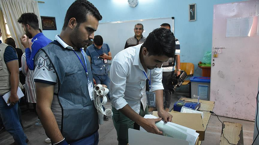 Irak'ta seçimlerine düşük katılım ve usulsüzlük iddiaları