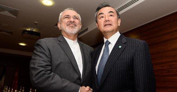 İran Dışişleri Bakanı Zarif Çin'de
