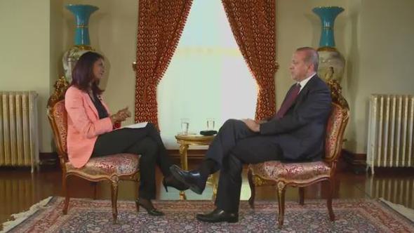 Erdoğan'dan BBC'ye önemli açıklamalar