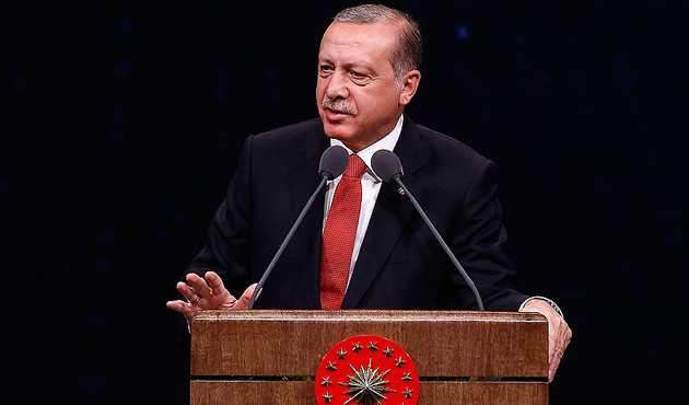 Cumhurbaşkanı Erdoğan'dan 3 rektör ataması
