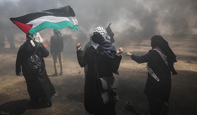BM'den İsrail katliamına kınama