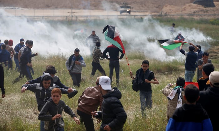 Filistin'de ulusal yas ve genel grev ilanı