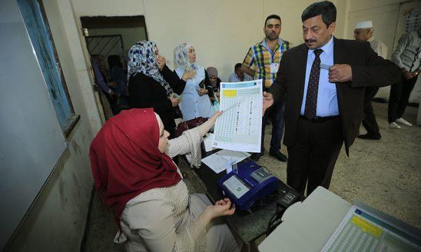 Bağdat'ta Sadr'ın koalisyonu birinci çıktı